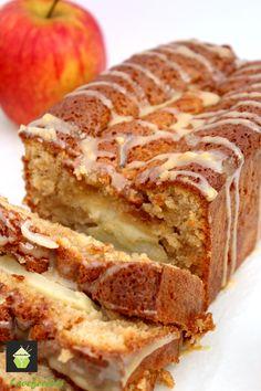 Moist Caramel and Apple Loaf  on MyRecipeMagic.com