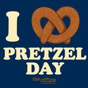 I <3 National Pretzel Day