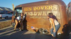 Custom VANS natural BABES & other bad ass transportation. C10 Chevy Truck, Chevrolet Trucks, Vintage Vans, Vintage Trucks, Cool Trucks, Cool Cars, Step Van, Shop Truck, Panel Truck