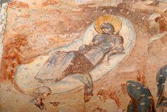Risultati immagini per santa maria foris portas Santa Maria, Fresco, Madonna, Painting, Interior, Art, Doors, Art Background, Fresh