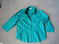 Concept blouse, emerald green, size 20 for sale on Trade Me, New Zealand's auction and classifieds website Emerald Green, Rain Jacket, Windbreaker, Concept, Blouse, Jackets, Fashion, Down Jackets, Moda