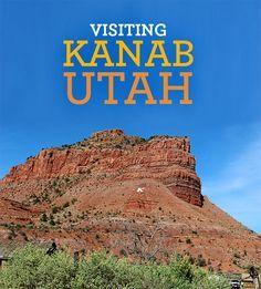 Guide to Visiting Kanab, Utah #familytravel #travel #utah