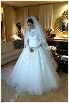 Vestidos de Noiva deslumbrantes #casamento #wedding #vestidodenoiva #weddingdress #noiva #bride