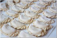 универсальное заварное тесто для вареников, пельменей, поз, чебуреков Top 5, Stuffed Mushrooms, Menu, Potatoes, Pie, Vegetables, Cooking, Desserts, Recipes