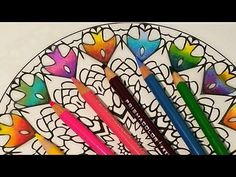 The Best Prismacolor Pencil Combinations With Numbers (1) - YouTube