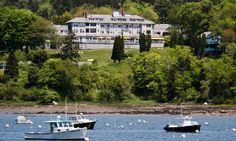 Asticou Inn is one of the oldest and most prestigious inns on Maine's historic Mount Desert Island