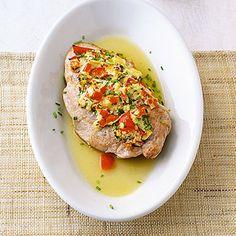Schnitzel mit Krönchen Rezept | Küchengötter