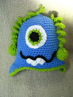 easypeasy grandma: I love Monsters!