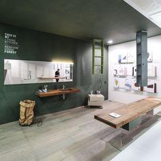 Listone Giordano in collaborazione con LAGO, Jannelli&Volpi, Oikos. Foto: Nicolò Lanfranchi #parquet #lago #design #wood