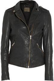 MuubaaCarmona leather biker jacket