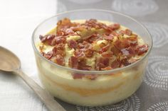 ***Cheddar Mashed Potato Casserole ~ enjoy this low-tending potato classic with a surprise layer of cheese in the centre of the casserole. Easy Mashed Potatoes, Potatoe Casserole Recipes, How To Cook Potatoes, Sweet Potato Recipes, Kraft Recipes, Vegetable Dishes, Vegetable Recipes, Cheddar, Veggie Delight