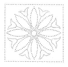 Divine image in printable tin punch patterns free