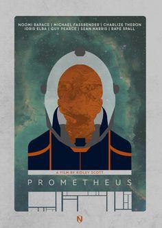 Prometheus by @needledesign