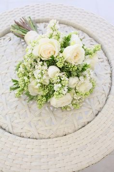 Spring Wedding Flowers *created by BONPOINT*