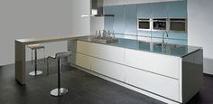 FIRENZE WI6-376 - In-line kitchens from In-toto Kitchens