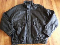 Bidding has begun on this Brand New 100% Leather Coat/ Jacket Style, Don't miss this great deal for under $99.