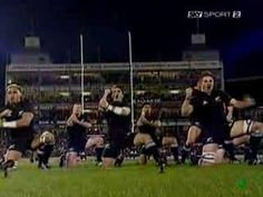 Haka All Black!