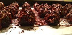 Oreo Truffles, only three ingredients!  #food #dessert #oreo #truffles #easy #threeingredients