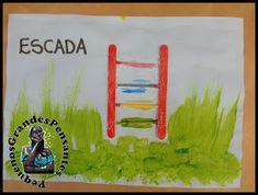 Atividades com Palitos de Picolé na Educação Infantil