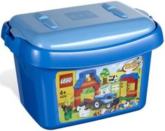 www.toytoy.land // LEGO Bricks and More 4626 Farm Brick Box Set NEW Factory Sealed $46.09