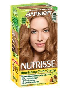 Nourishing Color Creme Dark Golden Blonde 73 (Honey Dip)