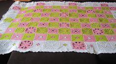 Wunderschöne Granny-Decke  von Häkelmaus auf DaWanda.com