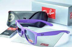 Ray Ban Sunglasses Wayfarer Purple,$22.99