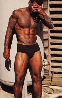 Fine Boys, Fine Men, Best Black, Black Men, Black Gold, Jamaican Men, Le Male, African American Men, Body Motivation