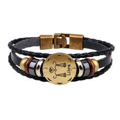 MonkeyJack 2Pcs Fashion Girl Women Leather Magnetic Wristband Decor Cute Party Gifts