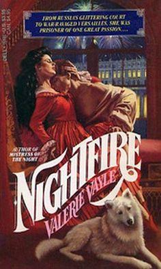 Nightfire (St. James Family, #2)