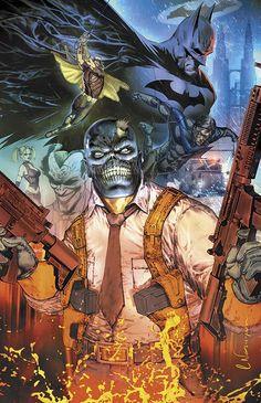 BATMAN: ARKHAM UNHINGED #13 by Eric Nguyen Black Mask Robin Nightwing Joker Harley Quinn