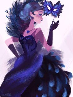 Digital Illustrations by Abigail L. Dela Cruz - http://designyoutrust.com/2014/09/digital-illustrations-by-abigail-l-dela-cruz/