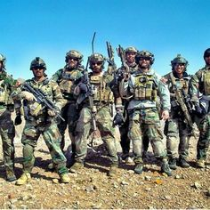 MARSOC and others SOF units