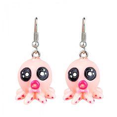 Lil Octo Earrings