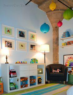 Living Pretty: Big Boy Room: Source List & Budget Breakdown