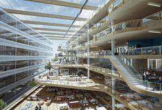 Rhijnspoor Building earns highest BREEAM award for an educatio...