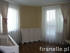 elegant curtains for children room, made by firanelle.pl