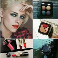 Tumblr Another Chanel Campaign Fall-Winter Makeup Collection