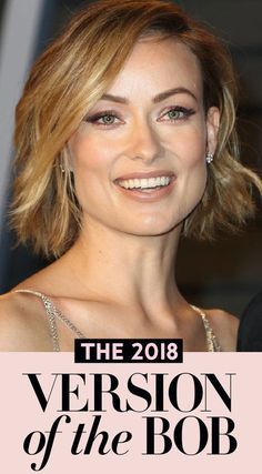 It's the short haircut you can expect to see everywhere. #shorthaircut #bob #lob #2018haircuts #2019hairtrends #shorthair