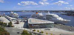 Cruise Terminal Ostseekai – Port-of-Kiel.de | © T.Lühr | mit Pin-It-Button at http://www.schiffe-und-kreuzfahrten.de/kreuzfahrtschiffe-in-kiel-anlaufliste-2013/