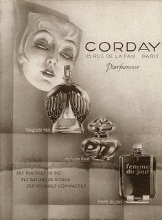 Parfums Corday - Paris
