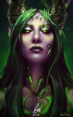 I post a variety of interests: Silent Film History, Silver and Small Screen History, Nature Photography, Tons and varieties of GIFs, and Fantasy Art. World Of Warcraft 3, Warcraft Art, Fantasy Rpg, Fantasy Artwork, Fantasy Portraits, Female Demons, The Black Cauldron, Night Elf, Demon Hunter
