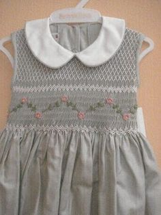 Honeycomb Smocked Summer Dresses