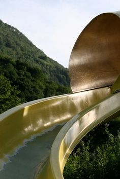 I want to know where this is so I can slide down it
