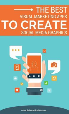 7 Best Visual Marketing Apps to Create Social Media Graphics