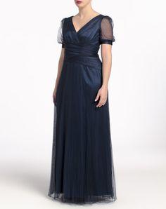 1000 images about vestidos para la boda de jony on for Adolfo dominguez talla 50