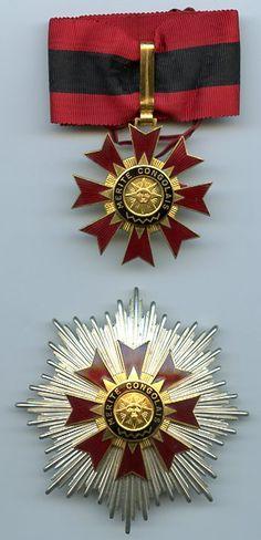 REPUBLIC OF CONGO ( CONGO - BRAZZAVILLE ) ORDERS & MEDALS - Africa…