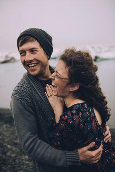 Iceland Engagement Photos - Jokulsarlon - Charis Rowland Photography - Destination Wedding and Elopement Photographer - love - couples - wedding