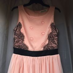 "Selling this ""Modcloth dress peachy/pink"" in my Poshmark closet! My username is: lacyjf. #shopmycloset #poshmark #fashion #shopping #style #forsale #ModCloth #Dresses & Skirts"