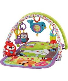 Fisher-Price 3 in 1 Musical Activity Gym.
